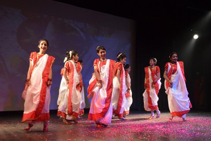 Shri Ram Ashram Public School-Cultural Events