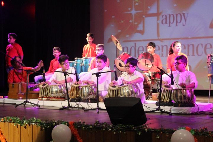 Shri Ram Ashram Public School-Music
