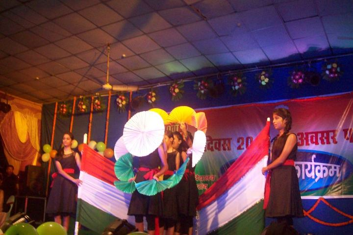 Jawahar Navodaya Vidyalaya-Dance Performance