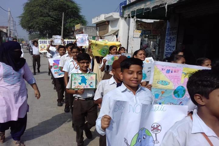 Shri Usha Mata Public School-Railly