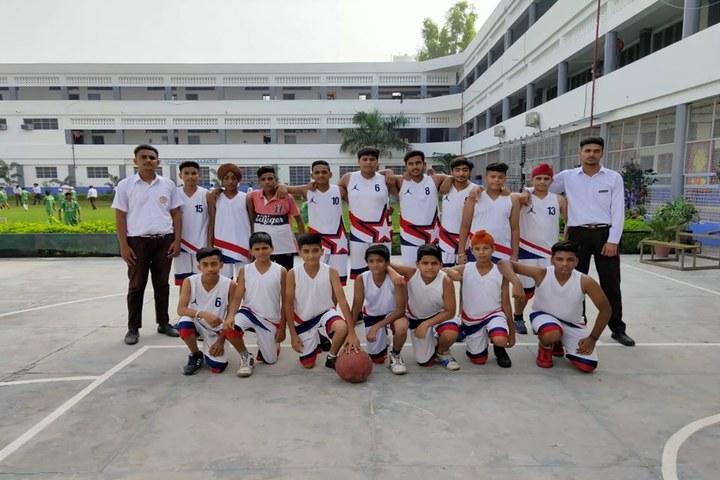 Shri Usha Mata Public School-Sports