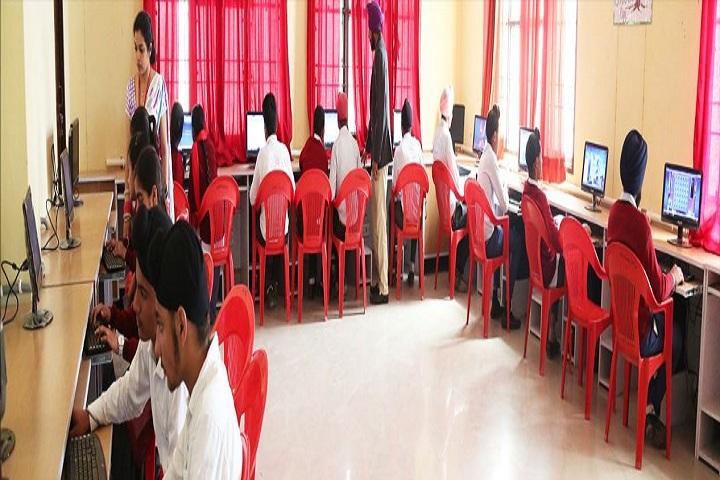 Sidana International School-Computer Lab