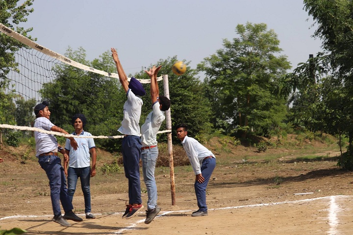 Sidana International School-Outdoor Games