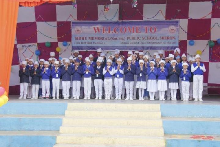 Sidhu Memorial Public School- annual function1