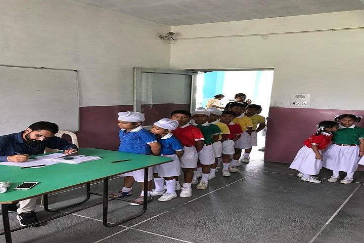 Silver Vatika Public School-health and mediacal check up