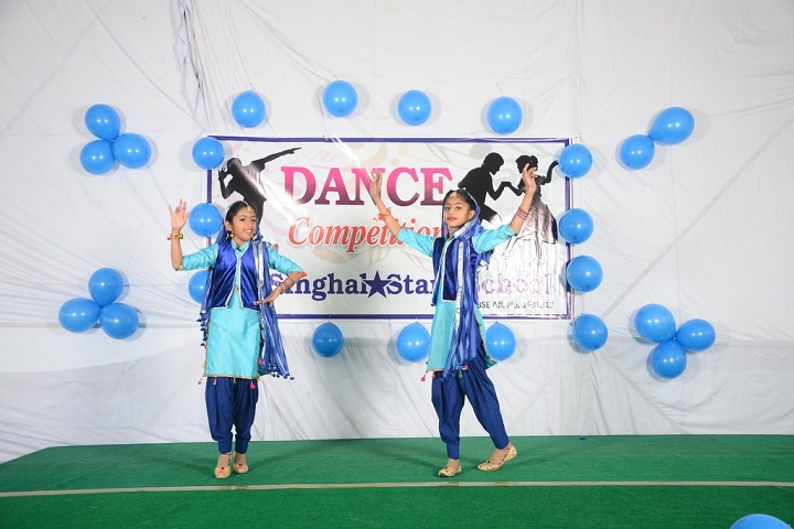 Singhal Stars School-Dances Competitions