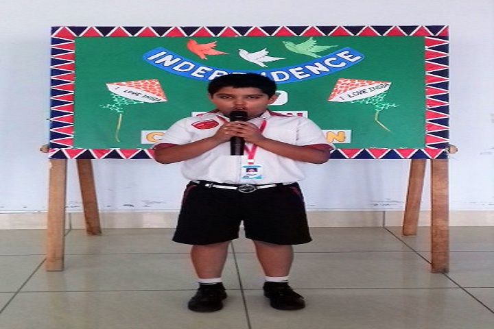 Singhal Stars School-Independences Day Speech  Competitions