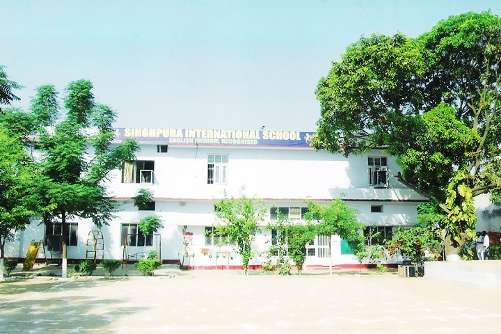 Singhpura International School- school campus