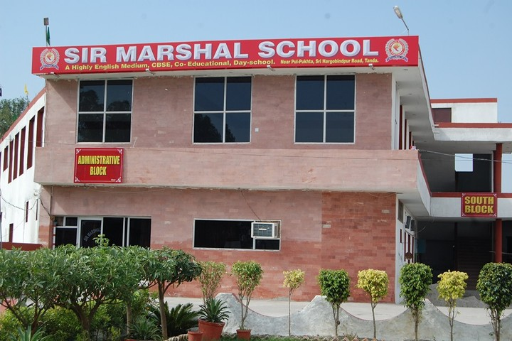 Sir Marshal School-Campus View