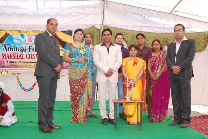 Sir Marshal School-Cultural Event