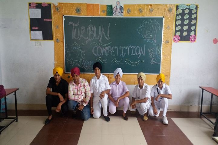 Sir Marshal School-Turban Competition