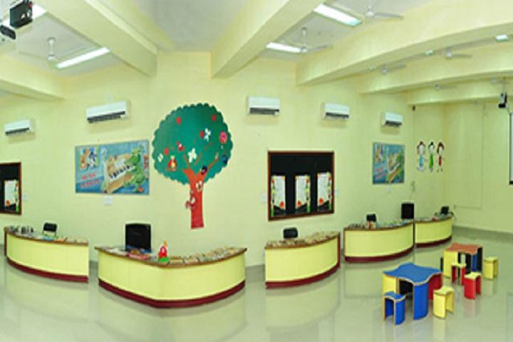 Sita Grammar School-Activity Hall