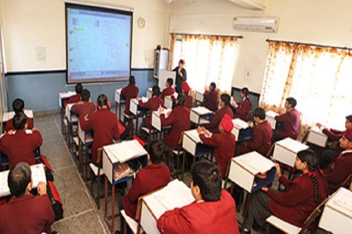 Sita Grammar School-Classrooms