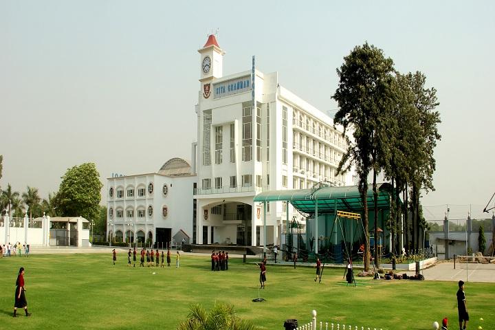 Sita Grammar School-Play Ground
