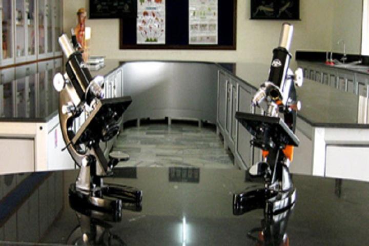 Sita Grammar School-Science Lab