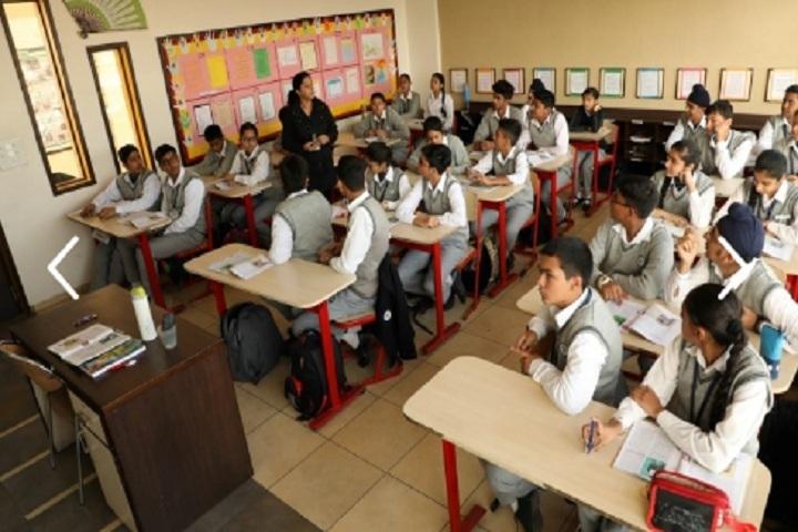 Smart Wonders School-Classrooms