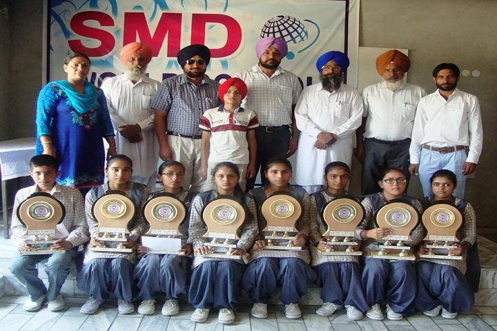 SMD World school-Achievement