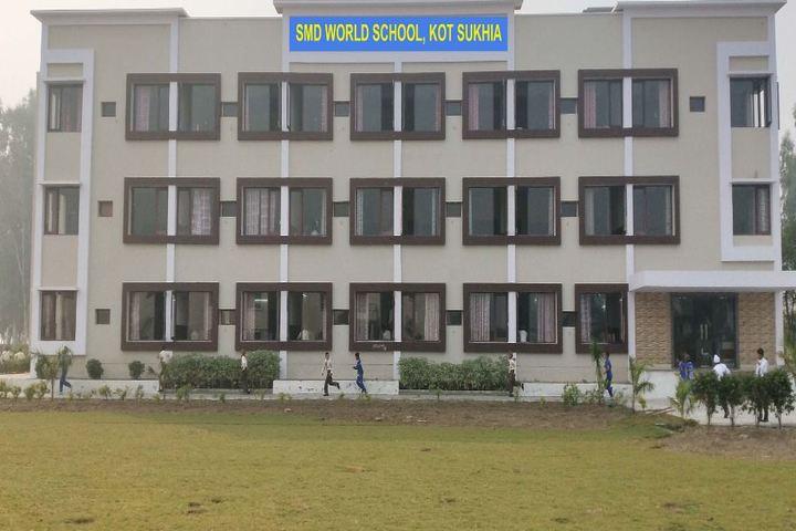 Smd World School-School View