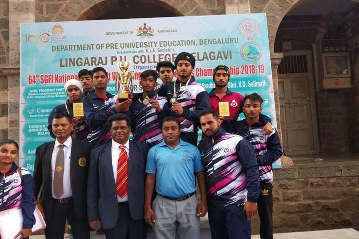 Smd World School-Sports Group Photo