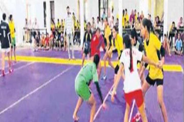Smd World School-Sports