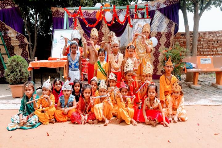 SMMB Memorial School-Krishnashtami Celebrations
