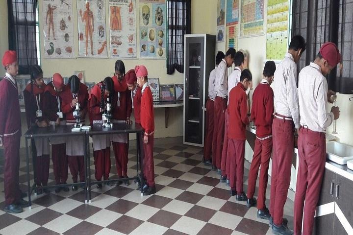 SMMB Memorial School-Science Lab