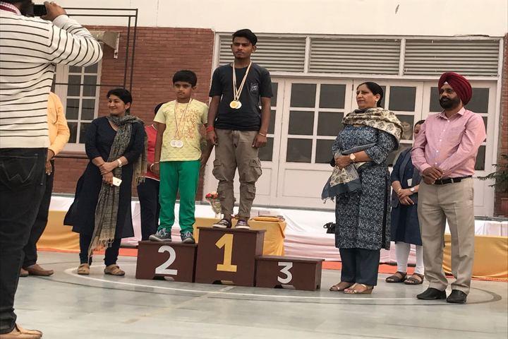 Smt Karam Bai Dav Centenary Public School-Achievement