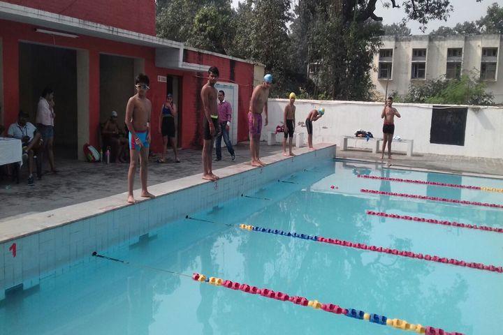 Smt Karam Bai Dav Centenary Public School-Swimming Pool