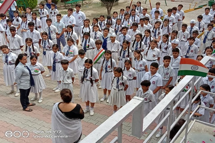 Social Convent International School-Assembly