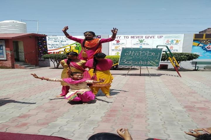 Social Convent International School-Dance Performance