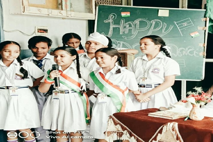 Social Convent International School-Independence Day