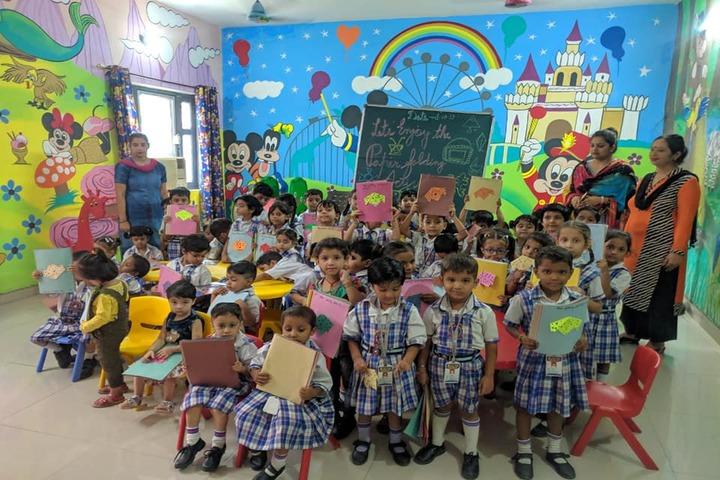 Social Convent International School-Junior Wing