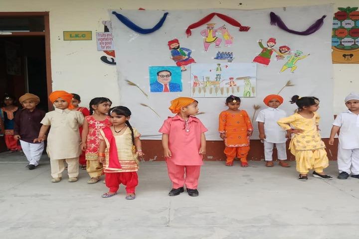 Social Convent International School-Playrole