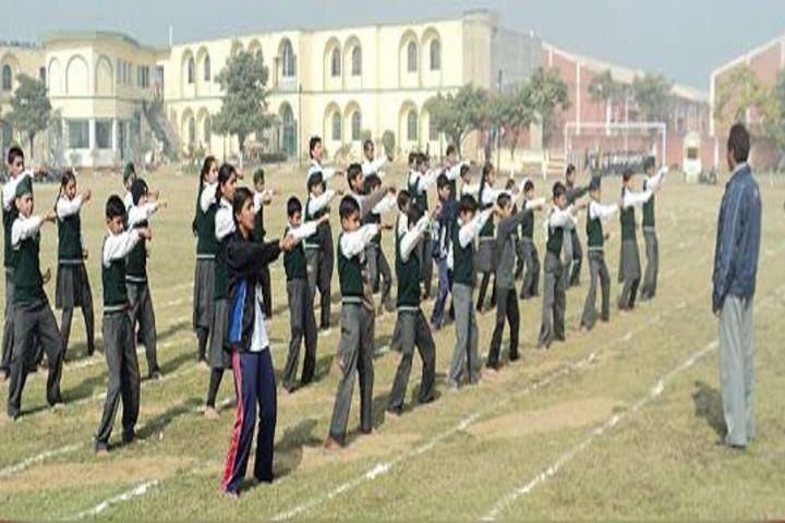 Sohrab Public School-Activity