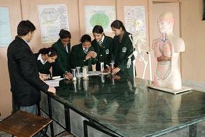 Sohrab Public School-Biology Lab