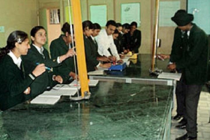 Sohrab Public School-Physics Lab
