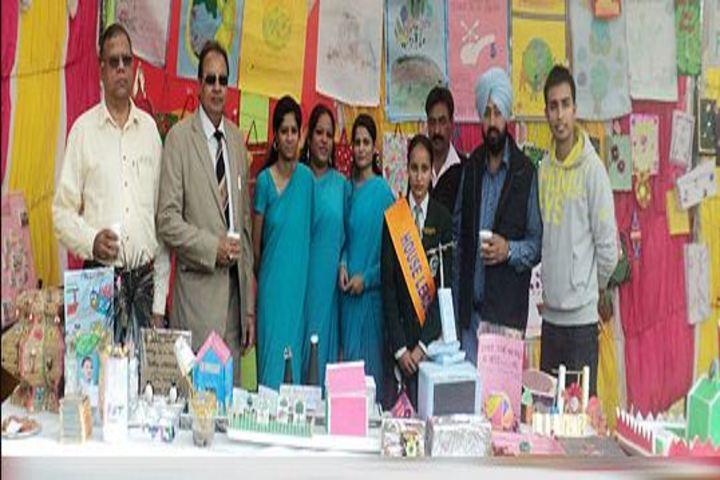 Sohrab Public School-Science Exhibition