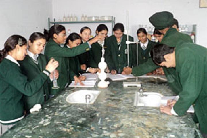 Sohrab Public School-Chemistry Lab