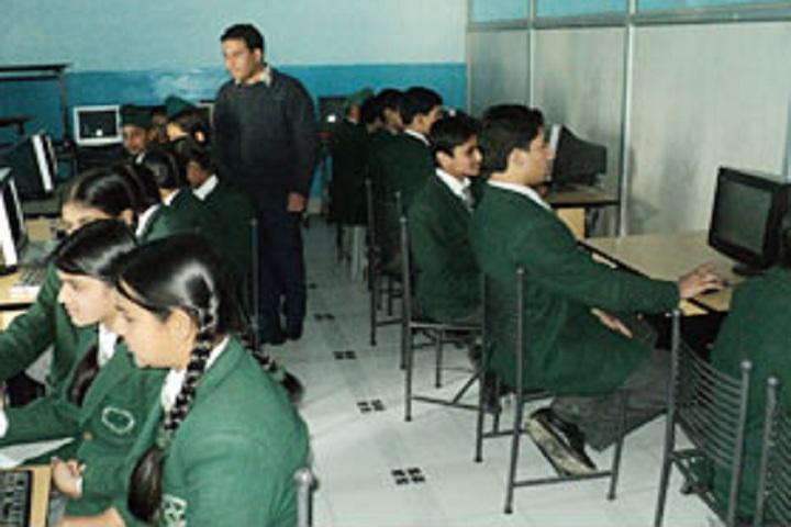 Sohrab Public School-IT Lab