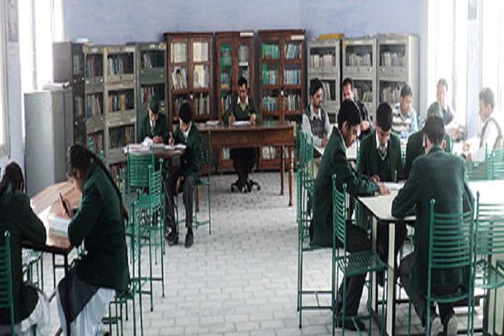 Sohrab Public School-Library