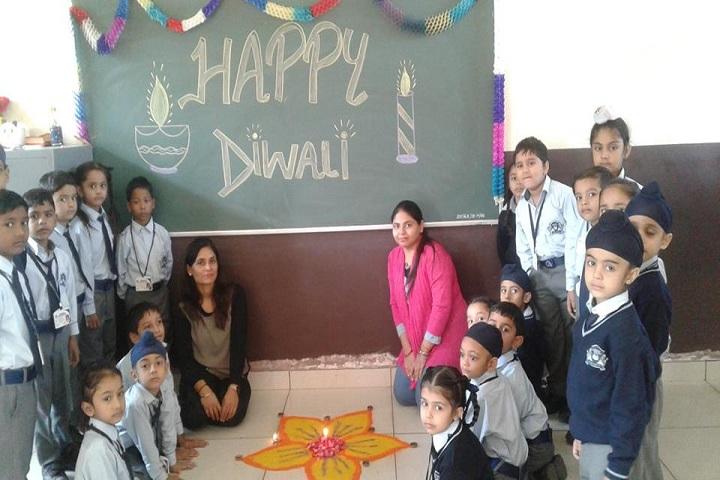 Somerset International School-Diwali Celebrations