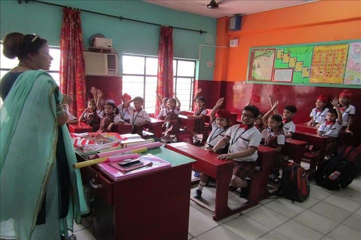 Spring Dales Public School-Classrooms