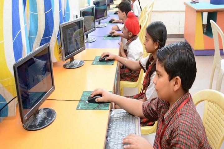 Spring Dales Public School-IT Lab