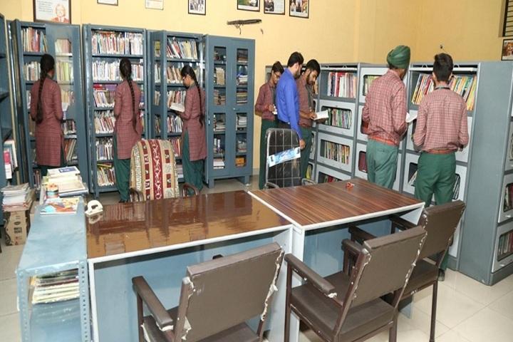 Spring Dales Public School-Library