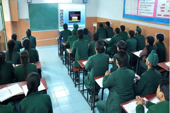 Spring Dales Public School-Digital Classroom