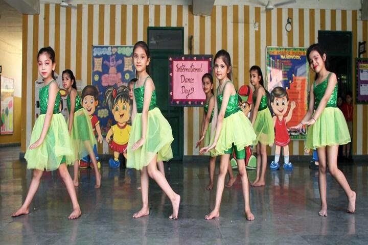 Springdale Senior Secondary School-Dance