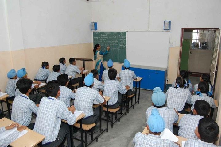 Springdales Public School-classroom