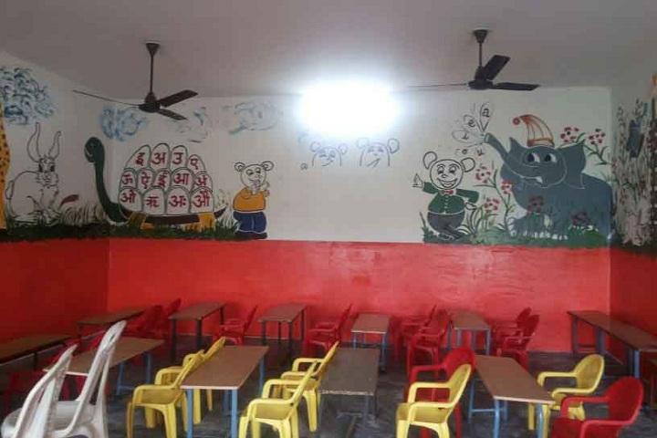 Springdales Public School-kg classroom