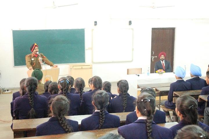 Sri Dasmesh Academy-Seminar