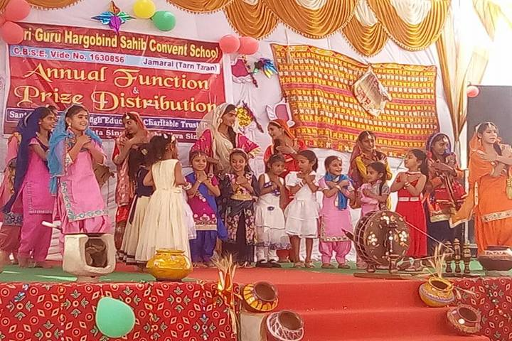 Sri Guru Hargobind Sahib Convent School-Annual Day